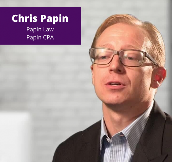 Chris Papin - Papin Law and CPA - 1080